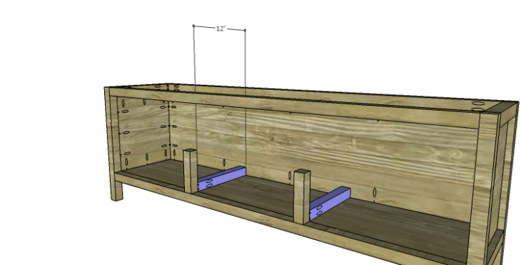 DIY Plans to Build a Jamie Media Console_Drawer Spacers