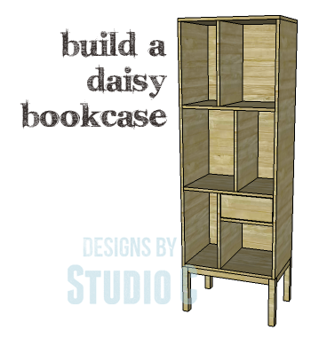 DIY Plans to Build a Daisy Bookcase_Copy