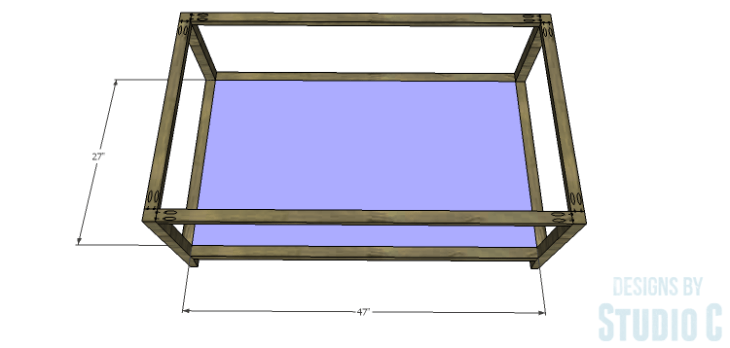 DIY Plans to Build a Drew Cocktail Table_Bottom