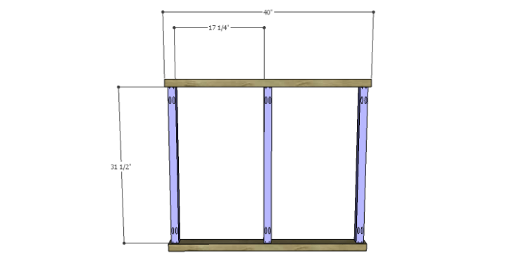 DIY Plans to Build a Davidson Console Table_Frame 1