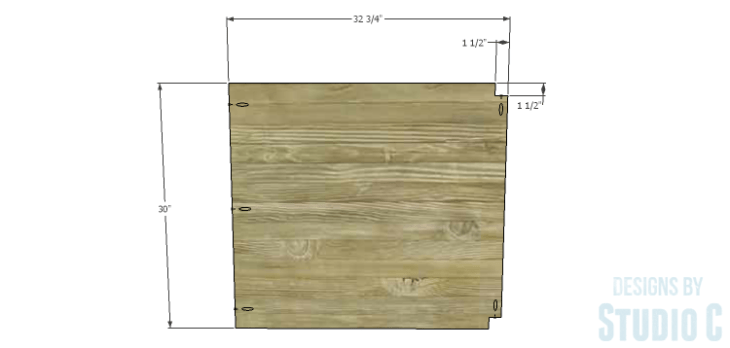 DIY Plans to Build a Drew Cocktail Table_Shelf 1