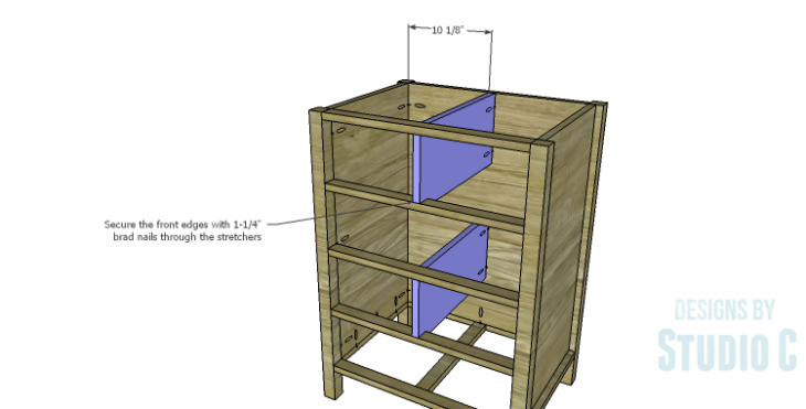 DIY Plans to Build a Matteo Drawer Cabinet_Dividers 2