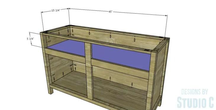 DIY Plans to Build a Trinity Cabinet_Shelf