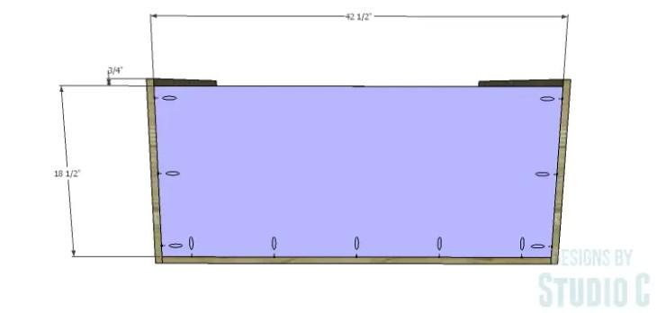 DIY Plans to Build a Greek Key Chest_Bottom
