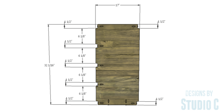 DIY Plans to Build a Providence Dresser_Divider 1