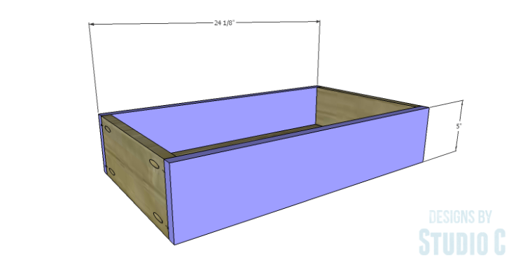 DIY Plans to Build a Providence Dresser_Drawer FB