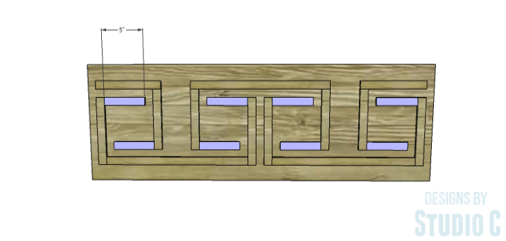 DIY Plans to Build a Greek Key Chest_Drawer Key 2