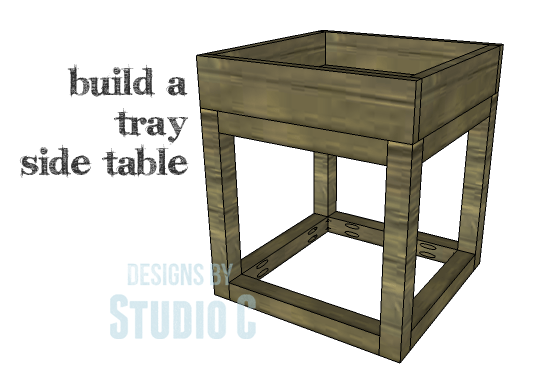 DIY Plans to Build a Tray Side Table_Copy