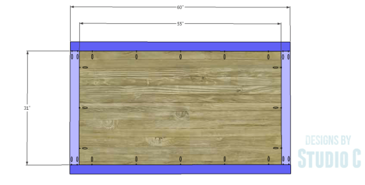 DIY Plans to Build a Holly Dining Table_Top 1