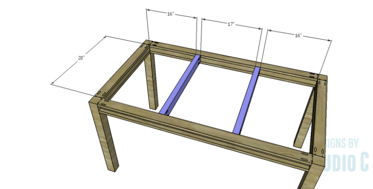 DIY Plans to Build a Holly Dining Table_Top Supports