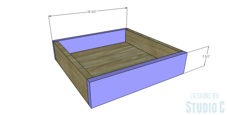DIY Plans to Build a Tray Side Table_Tray 2