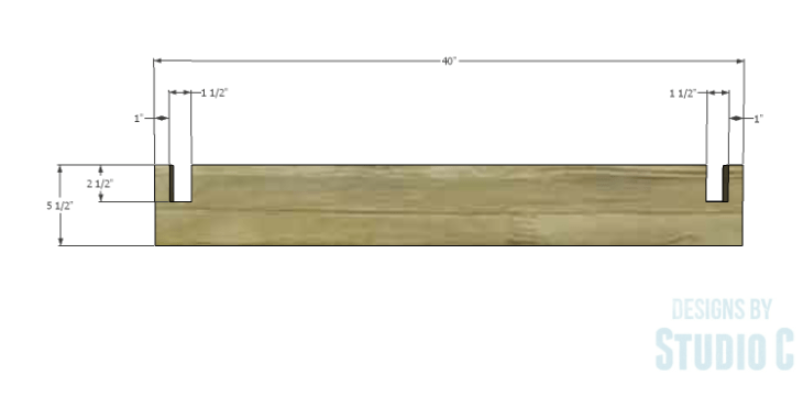 DIY Plans to Build a Taboreh Bench_Seat 1