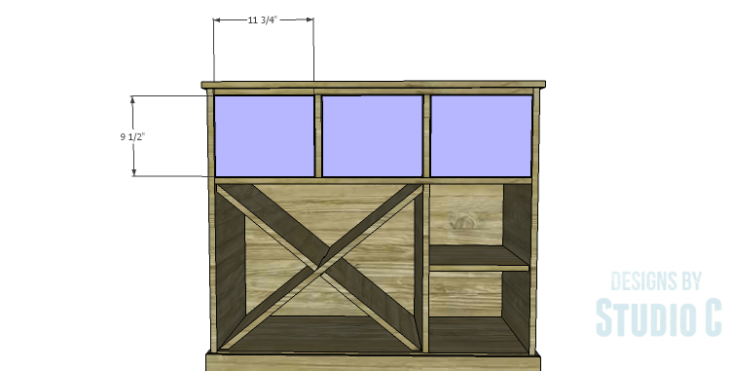 DIY Plans to Build a Savoy Cabinet_Drawer Fronts