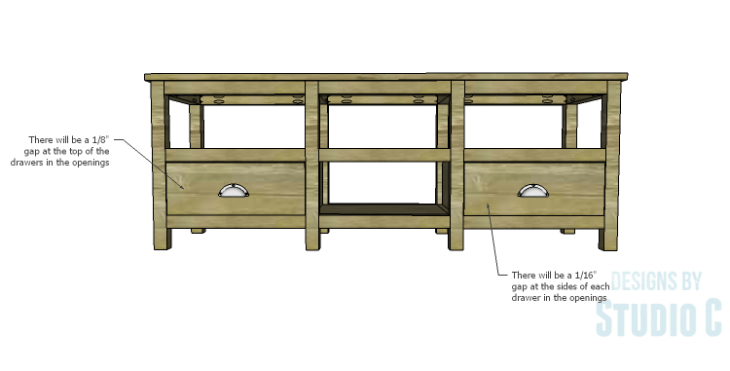 DIY Plans to Build a Delvigne Media Cabinet_Drawer Fronts