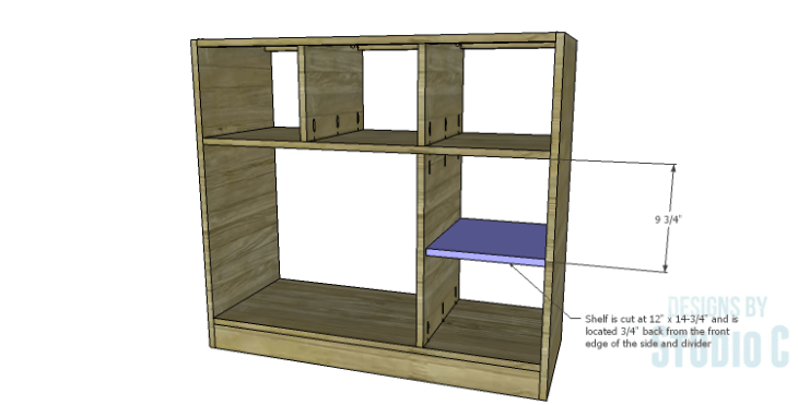 DIY Plans to Build a Savoy Cabinet_Shelf