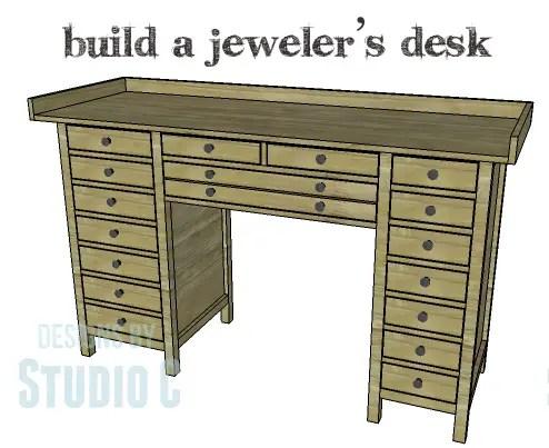DIY Plans to Build a Jeweler's Desk_Copy