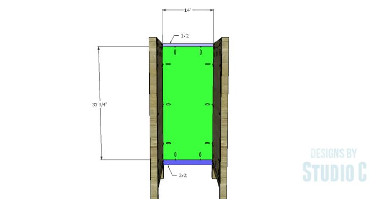 DIY Plans to Build a Jeweler's Desk_Wider Drawer Back