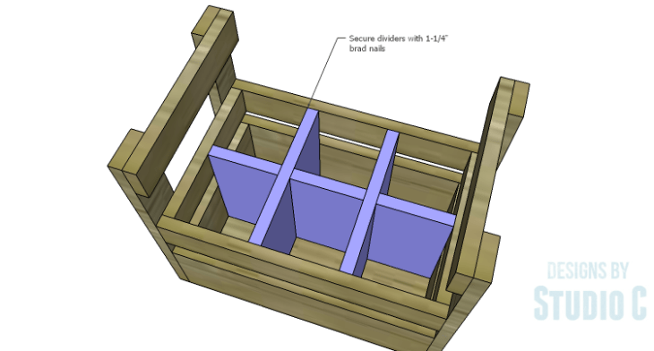 DIY Plans to Build a Bottle Crate_Dividers 3