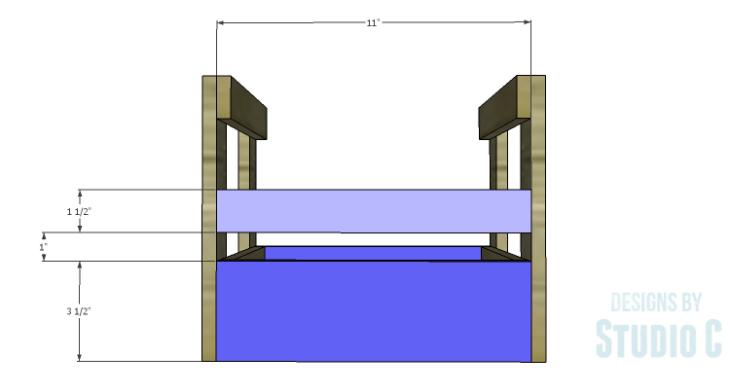 DIY Plans to Build a Bottle Crate_Sides