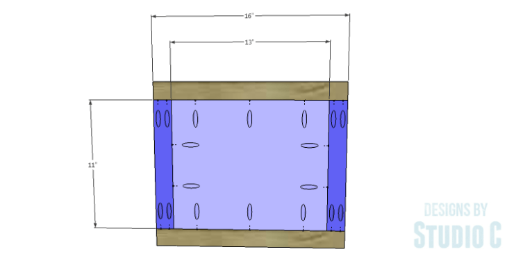 DIY Plans to Build a Nell End Table_Top 1