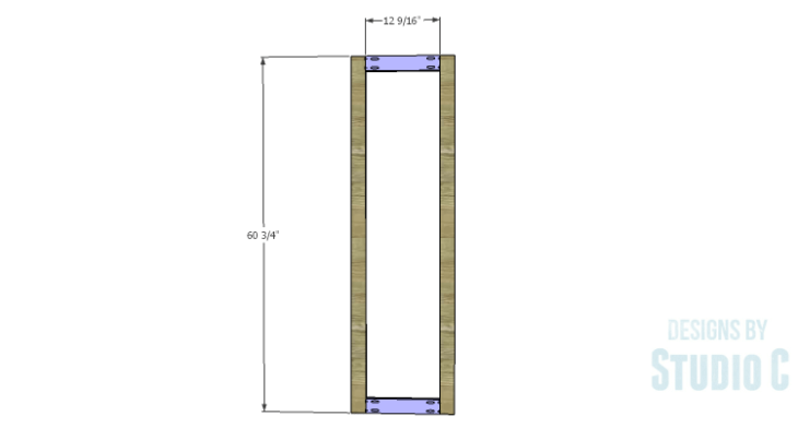 DIY Plans to Build a Scoville Pantry_Doors 1
