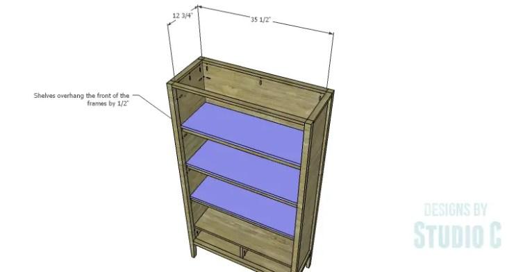 DIY Plans to Build a Scoville Pantry_Shelves