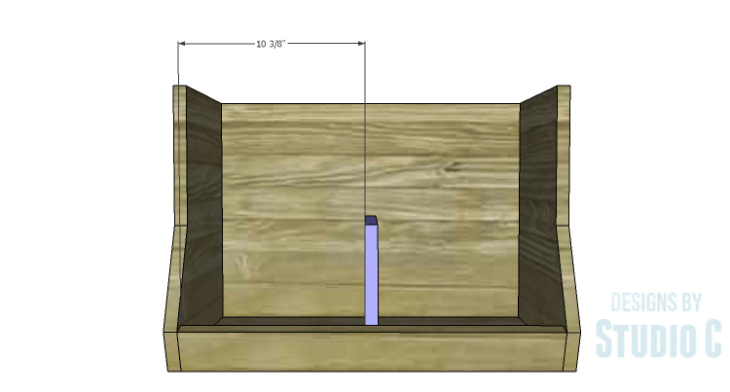 DIY Plans to Build an Atlantic Wall Shelf_Divider 2