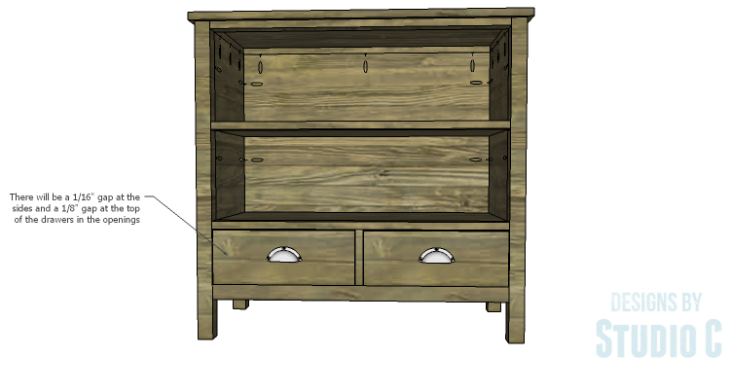 DIY Plans to Build an Atherton Cabinet_Drawers