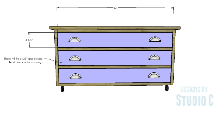 DIY Plans to Build a Monette Coffee Table_Drawer Fronts