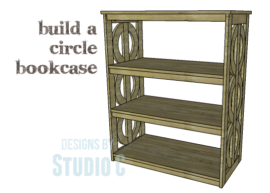 DIY Plans to Build a Circle Bookcase_Copy