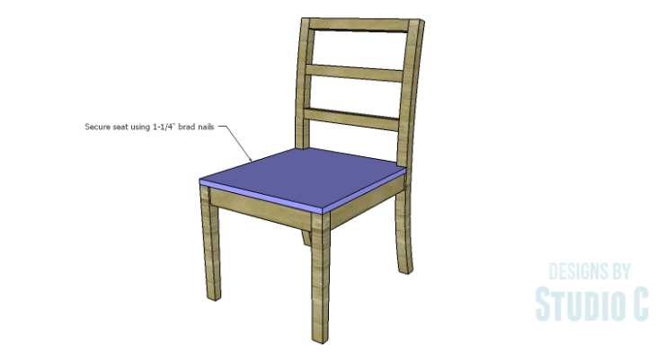 DIY Plans to Build an Anna Chair_Seat 2