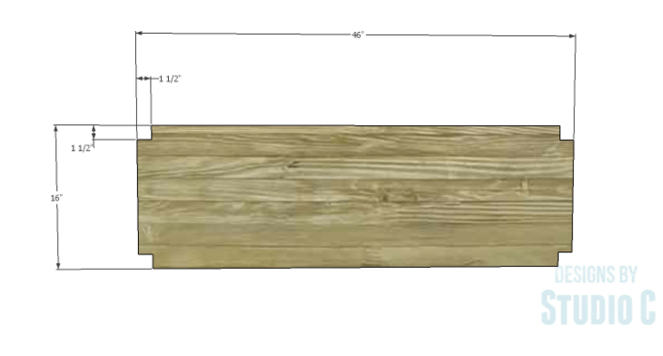 DIY Plans to Build a Gabriela Dresser_Bottom 1