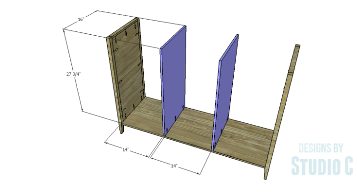 DIY Plans to Build a Gabriela Dresser_Dividers