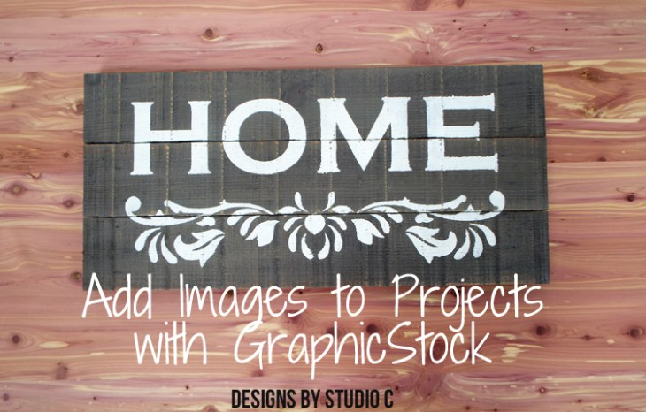 Add Images to Projects with GraphicStock