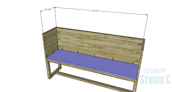 DIY Plans to Build a Katherine Buffet_Bottom