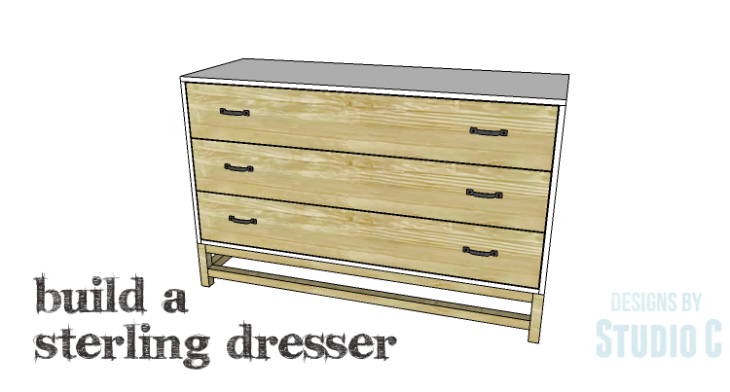 DIY Plans to Build a Sterling Dresser_Copy