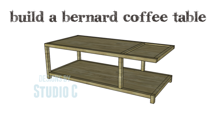 DIY Plans to Build a Bernard Coffee Table_Copy