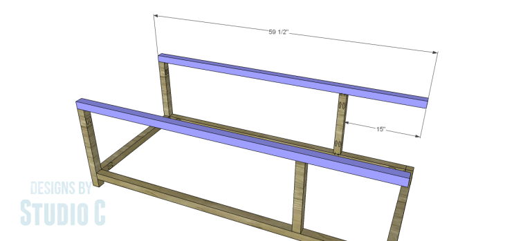 DIY Plans to Build a Bernard Coffee Table_Upper Frame
