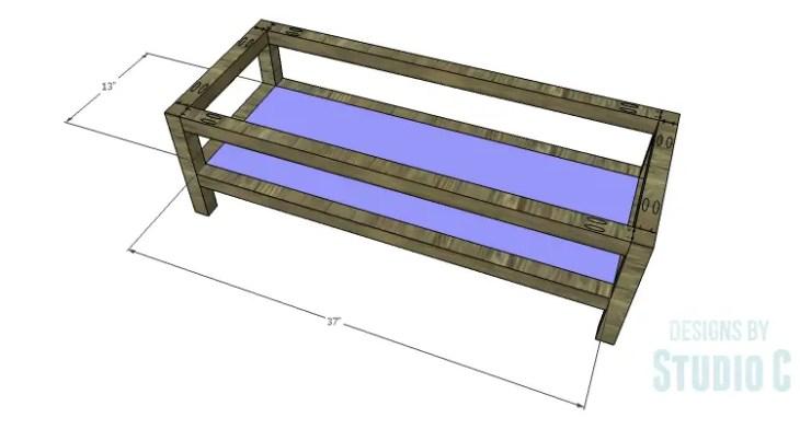 DIY Plans to Build a Caroline Buffet_Lower Shelf