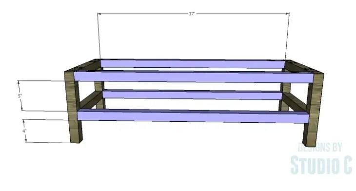 DIY Plans to Build a Caroline Buffet_Stretchers