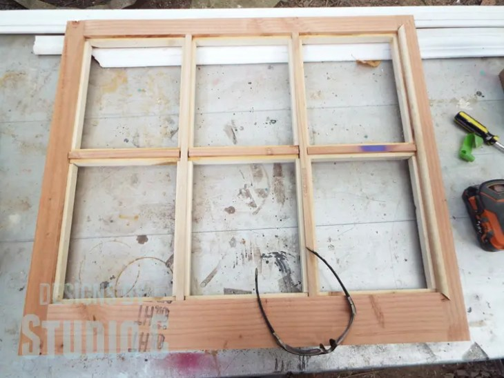 Decorative Window Frame to Build_Trim