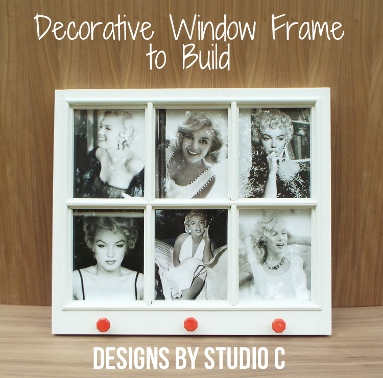An Awesome Wall Frame with a Vintage Look |