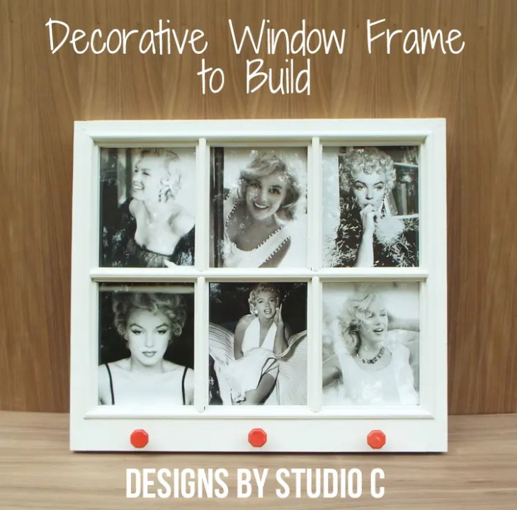 Decorative Window Frame to Build_Featured