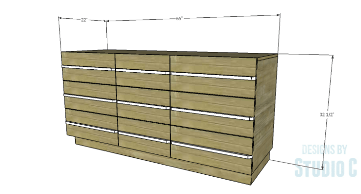 DIY Plans to Build a Mayweather Dresser