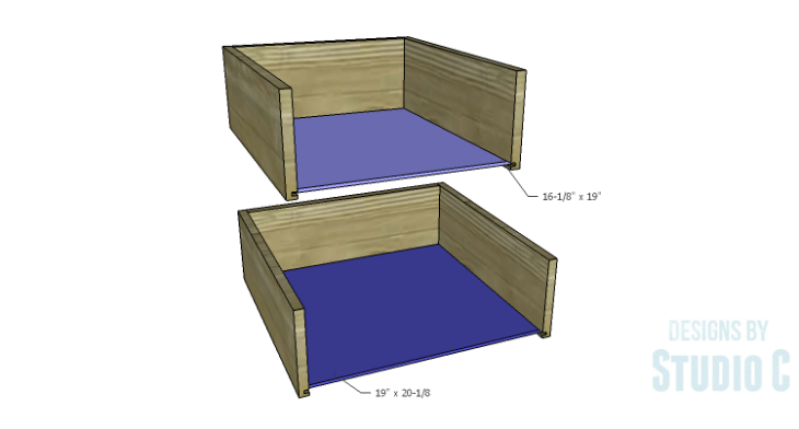 DIY Plans to Build a Mayweather Dresser_Drawer 3