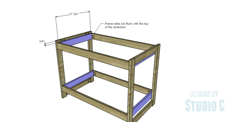 DIY Plans to Build a Versatile Table_Frame Sides