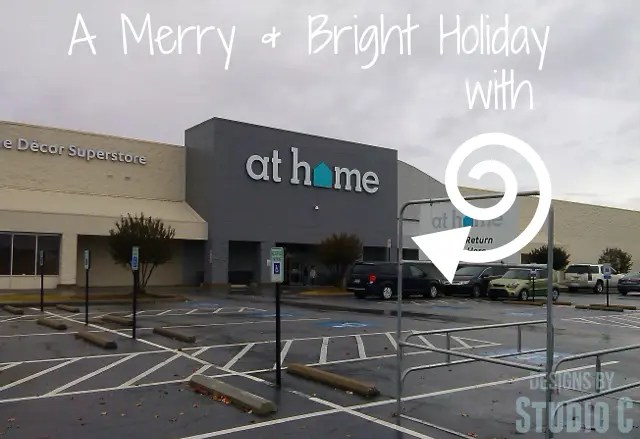 A Merry and Bright Holiday with At Home-Store