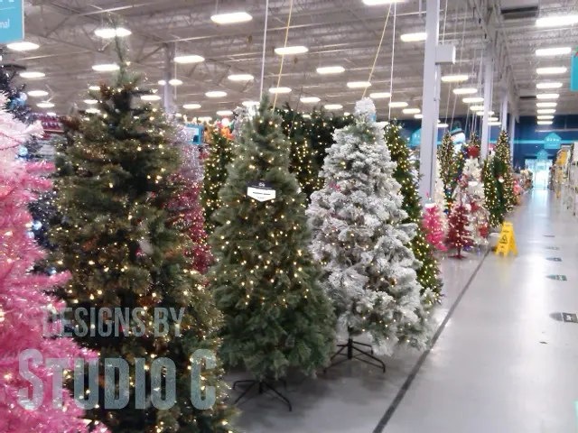 A Merry and Bright Holiday with At Home-Trees