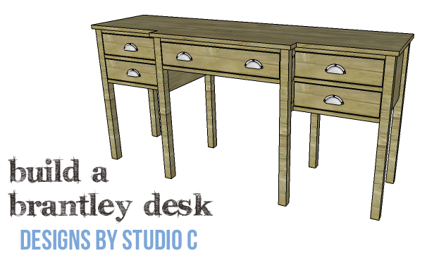 DIY Plans to Build a Brantley Desk-Copy