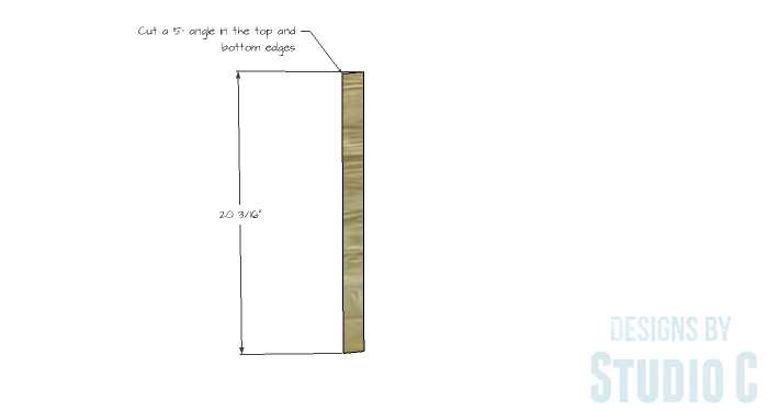 DIY Furniture Plans to Build an IKEA Inspired Selje End Table - Legs